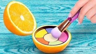 Ideias de Decoração com Frutas Refrescantes para sua maquiagem diária