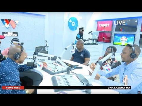 #LIVE : SPORTS ARENA NDANI YA WASAFI FM -  22 OCT. 2019