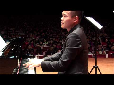 Chih-I Chiang(姜智譯)& David Fung play Arvo Part Spiegel Im Spiegel for violin and piano