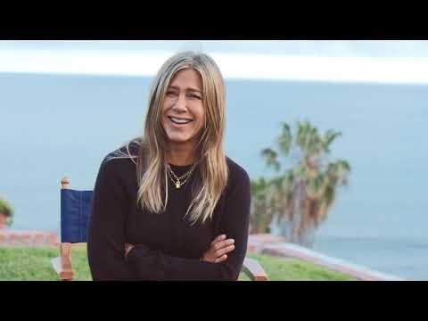 Harpers Bazaar US - Jennifer Aniston Interview