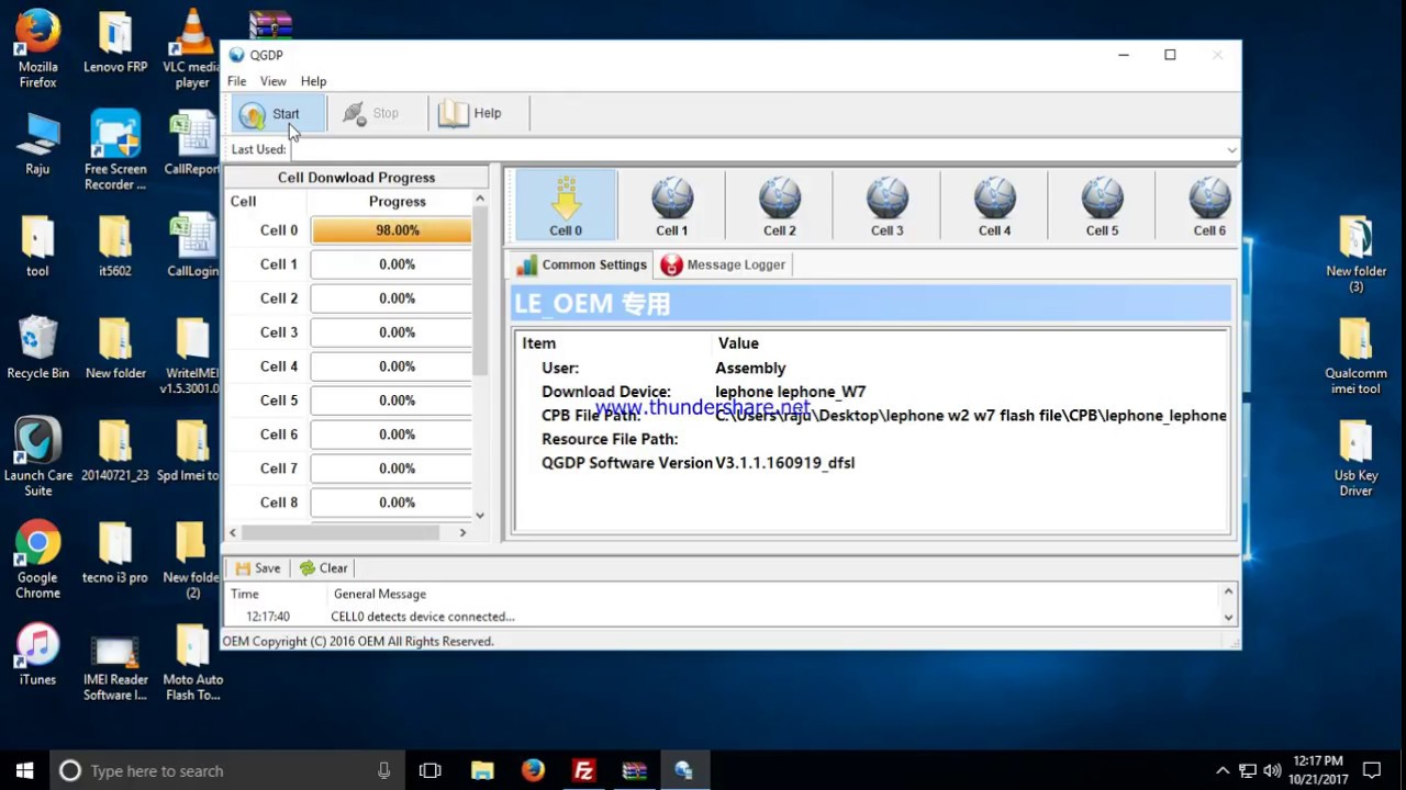 how to lephone w2 and w7 software and frp lock unlock