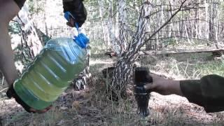 Как сделать угольный фильтр для очистки воды(, 2014-08-14T02:49:44.000Z)