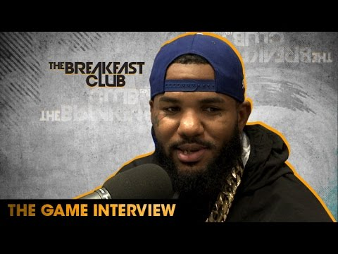 The Game Interview With The Breakfast Club (9-23-16)