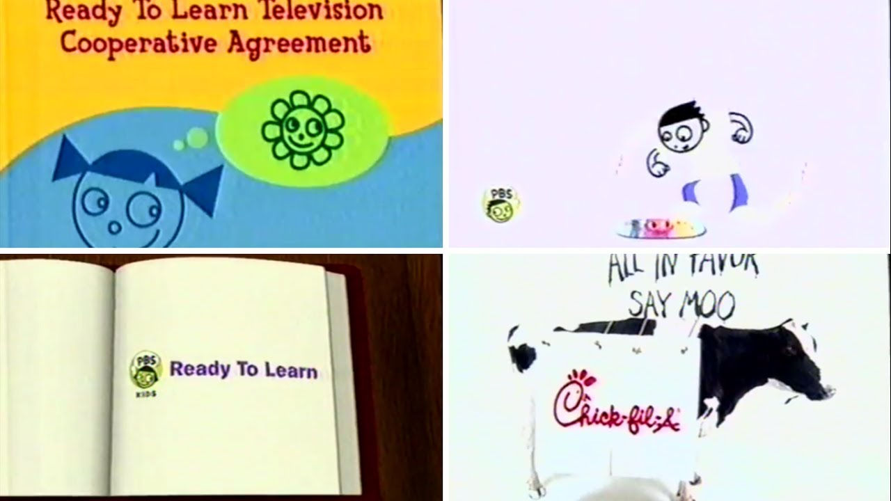 Pbs Kids Program Break 2005 Wfwa Tv Youtube
