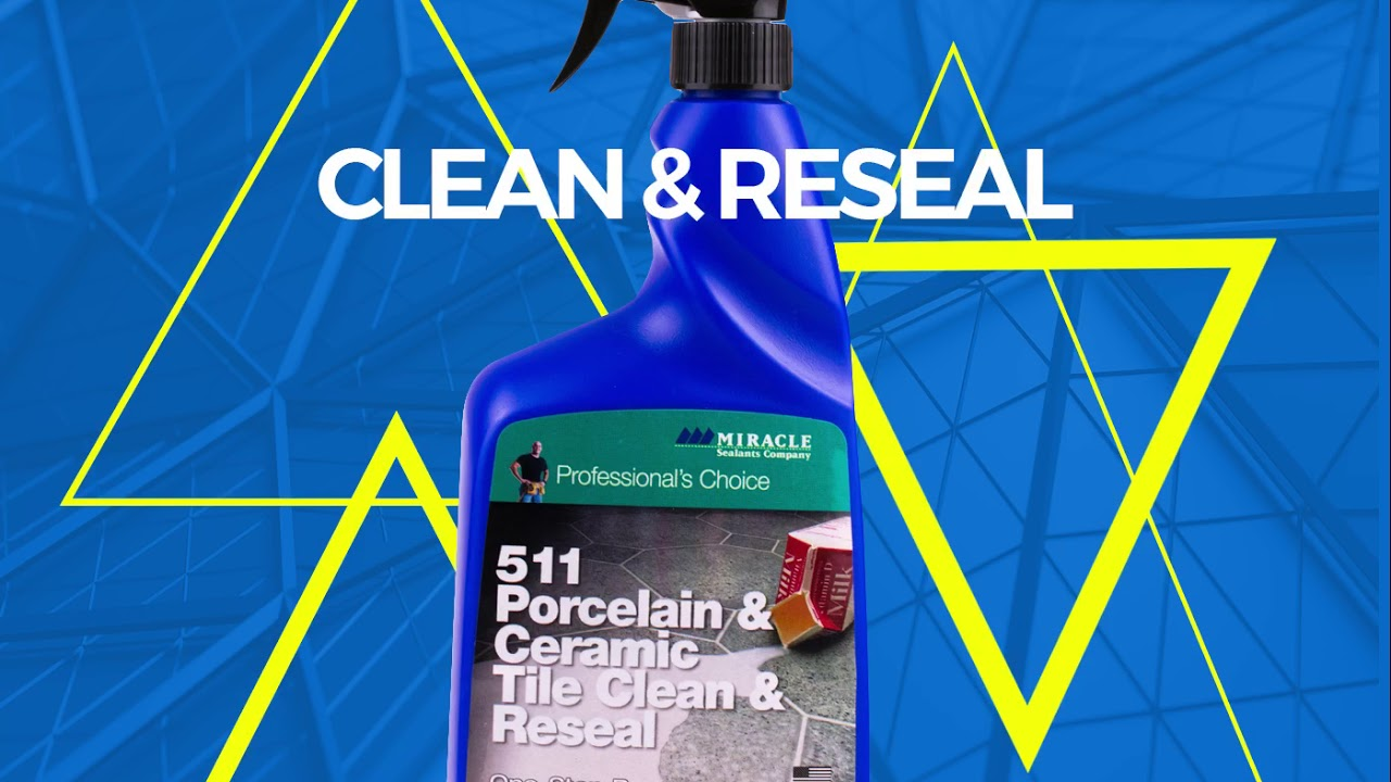 511 porcelain ceramic tile clean reseal youtube 511 porcelain ceramic tile clean reseal dailygadgetfo Images