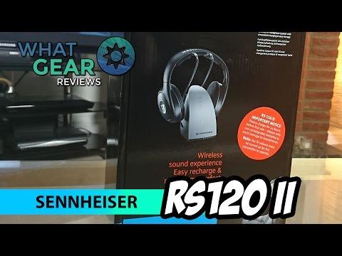 Sennheiser RS120 II : The Best Headphones For TV Listening