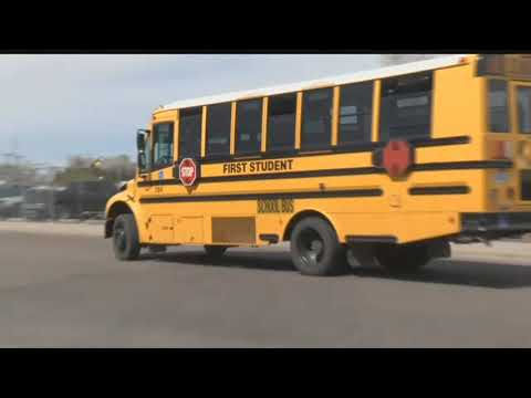 Pueblo District 60 switching to new bus service provider