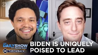 Evan Osnos - Why Biden Is Uniquely Equipped to Lead  | The Daily Social Distancing Show