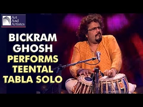 Bickram Ghosh Tabla | Hindustani Classical | Instrumental Music | Idea Jalsa | Art and Artistes