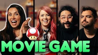 VIDEO GAME MOVIE GAME with TRISHA HERSHBERGER