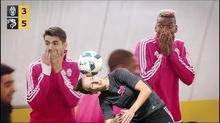 Football Stars vs Freestylers HD
