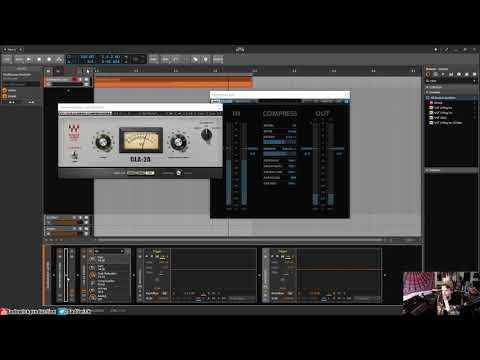 DMG Audio TrackComp & The LA2A - Something That Fascinates Me