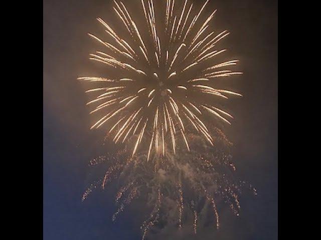 Mashpee Fireworks Show 2021