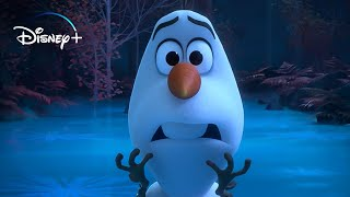 FROZEN 2 - Olaf Tells Elsa and Anna's Story (HD) Movie Clip