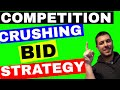 Google Adwords Bidding Strategy (2018) ★☆★ Underground Secrets To Crush Your Competitors
