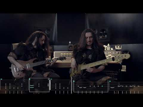WIND ROSE - Drunken Dwarves (Guitar & Bass Playthrough) | Napalm Records