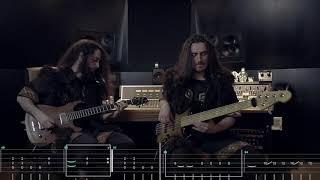 WIND ROSE – Drunken Dwarves (Guitar & Bass Playthrough) | Napalm Records