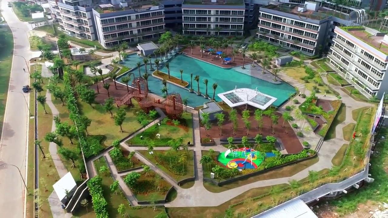 Gold Coast Apartment di Pantai Indah Kapuk - YouTube