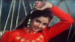 Jo Dil Se Nikele Woh Hai Geet - Alka Yagnik - Movie Geet - Divya Bharti
