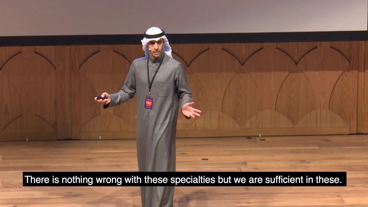 Zain Vice-Chairman and Group CEO, Bader Nasser Al Kharafi presentation at  'Human Capital Forum'