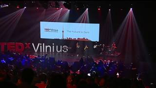 Musical performance: Liudni Slibinai at TEDxVilnius