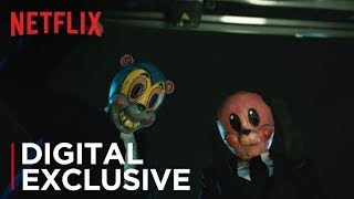 The Umbrella Academy | Cha Cha's Hit List | Netflix
