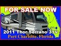 2011 Thor Four Winds Serrano 31V Used Class A Gas Motorhome, Florida, Punta Gorda, Fort Myers
