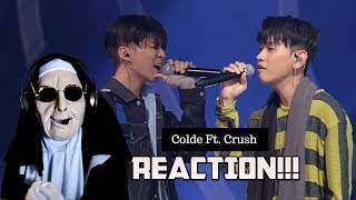 [BREAKERS] 콜드 (Colde) - Your dog Loves You (feat.크러쉬)   REACTION!