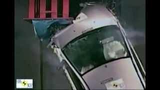 Crash Test Ford Focus II 2005