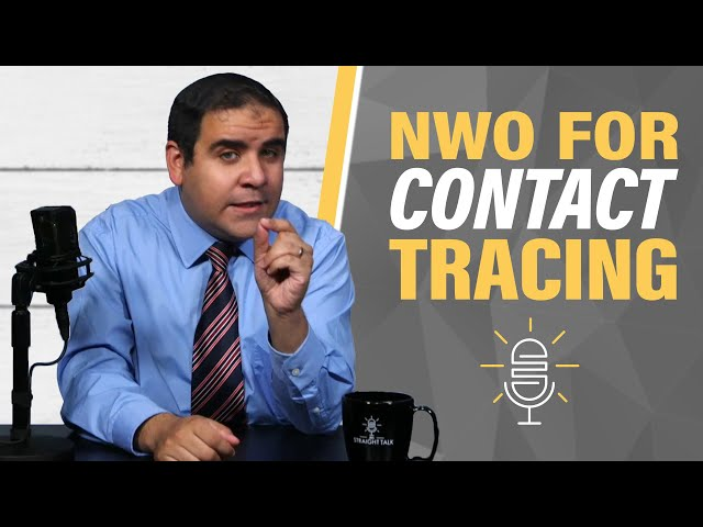 """Globalists Push for """"Contact Tracing"""""""