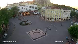 🔴 Греческая площадь | Odessa ONLINE ᴴᴰ