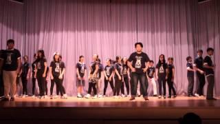 金文泰中學2015-2016年度 舞蹈比賽 美珍BB後援會