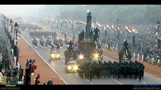 Indian Army - 68th Republic Day Parade  - Hell March