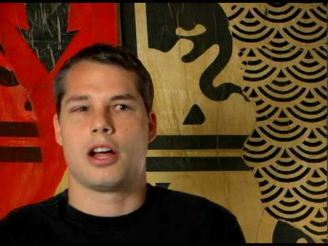CraveOnline - Shepard Fairey Interview, Pt. 1