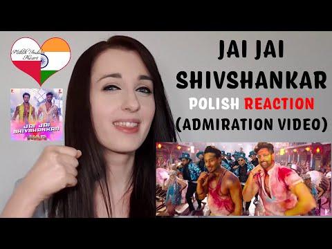 Jai Jai Shivshankar Song Polish Reaction  War  Hrithik Roshan  Tiger Shroff  Vishal & Shekhar