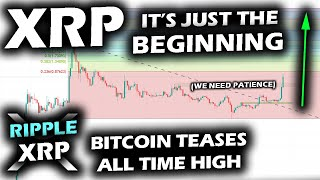 EXCITING TIMES from an EXPLOSIVE RISE on the Ripple XRP Price Chart as Market Prepares for Next Move