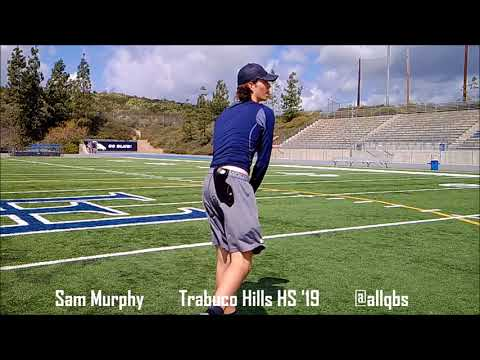Sam Murphy  Trabuco Hills HS '19
