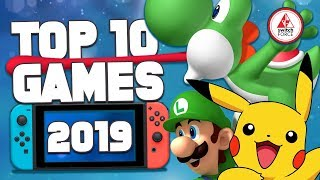 The Top 10 New Switch Games coming in 2019!