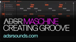 Maschine tutorial - House Grooves with Compressors and Transient Master
