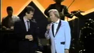 GEORGE JONES AND RANDY TRAVIS   FEW OLD COUNTRY BOYS AROUND