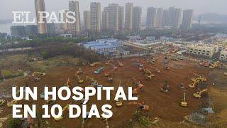 China promete construir en 10 días un hospital para enfermos del coronavirus