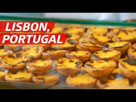 Watch: Spending Ten Hours in Lisbon for Pastéis de Nata, Piri-Piri Chicken, and Gelato