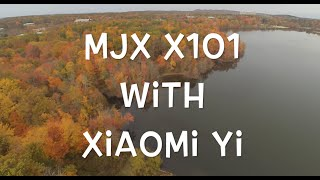 MJX X101 Drone with Xiaomi Yi 1080p HD Aerial Video(This video will showcase aerial videos shot with Xiaomi Yi action camera mounted on MJX X101 quadcopter under various conditions - sunny, windy, cloudy ..., 2015-10-29T03:34:52.000Z)