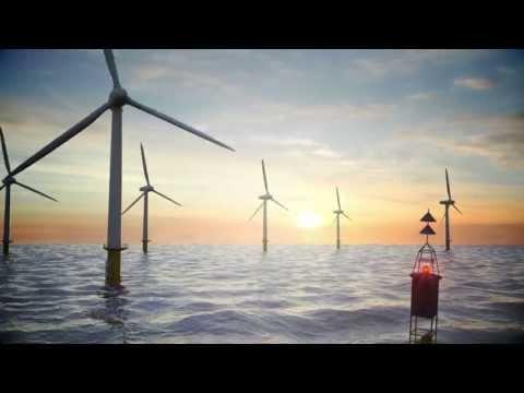 Animationen Marine Offshore BLUE SILVER