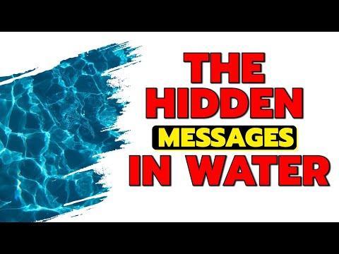 The hidden messages in water Dr Emoto