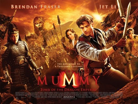 The Mummy Tomb Of The Dragon Emperor 2008 Rant Review Youtube