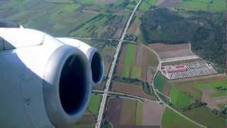 Lufthansa Avro RJ85 Avroliner München-Paderborn 720p.mov