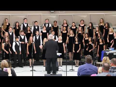Menifee Valley Middle School Eagle Choir