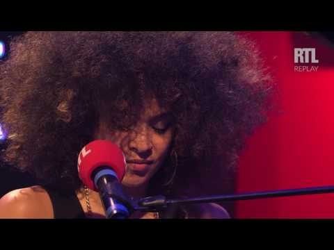 Kandace Springs - First Time Ever I Saw Your Face (Live) - Le Grand Studio RTL