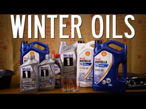 What Engine Oil Should You Use In The Winter? [4k]